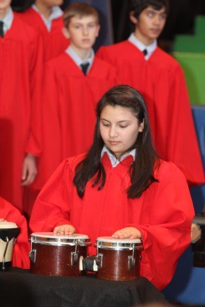 Xmas Drums