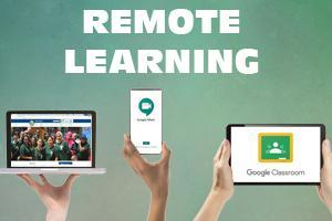 Remote Learning at School 6 Featured Photo