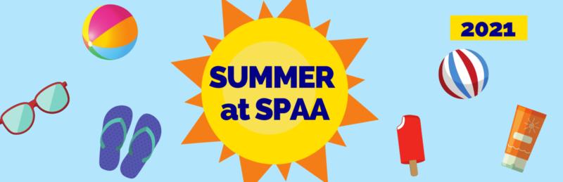 Summer at SPAA Thumbnail Image