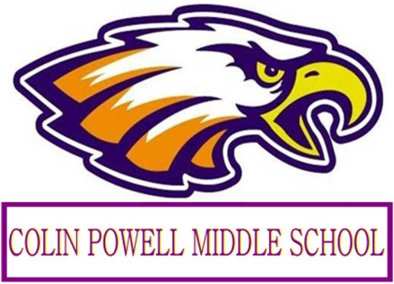 Eagle - Colin Powell Middle School Nickname