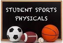 Athletic Information for 2018-19 Physicals Thumbnail Image