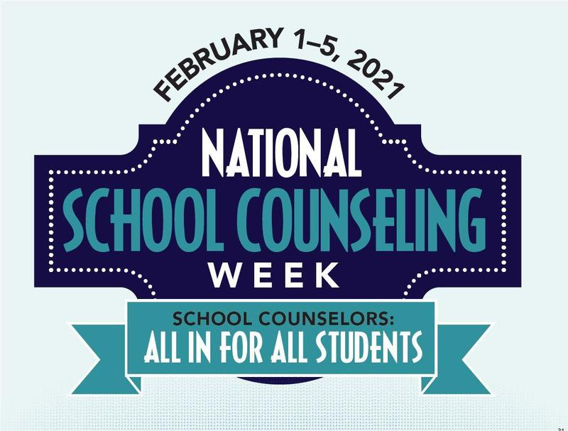 National School Counseling Week Featured Photo