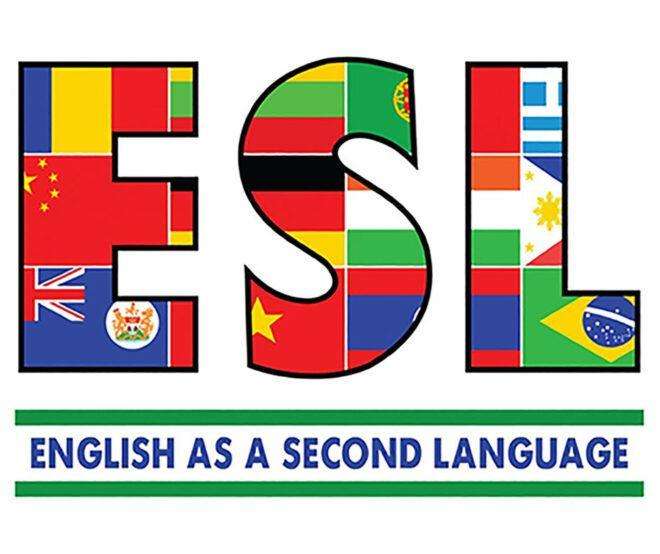 English as a second language picture