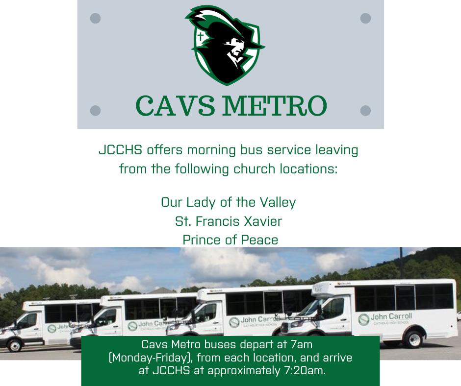 Cavs Metro