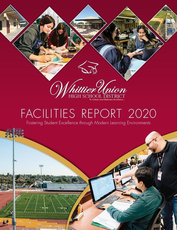 Facilities report 2020