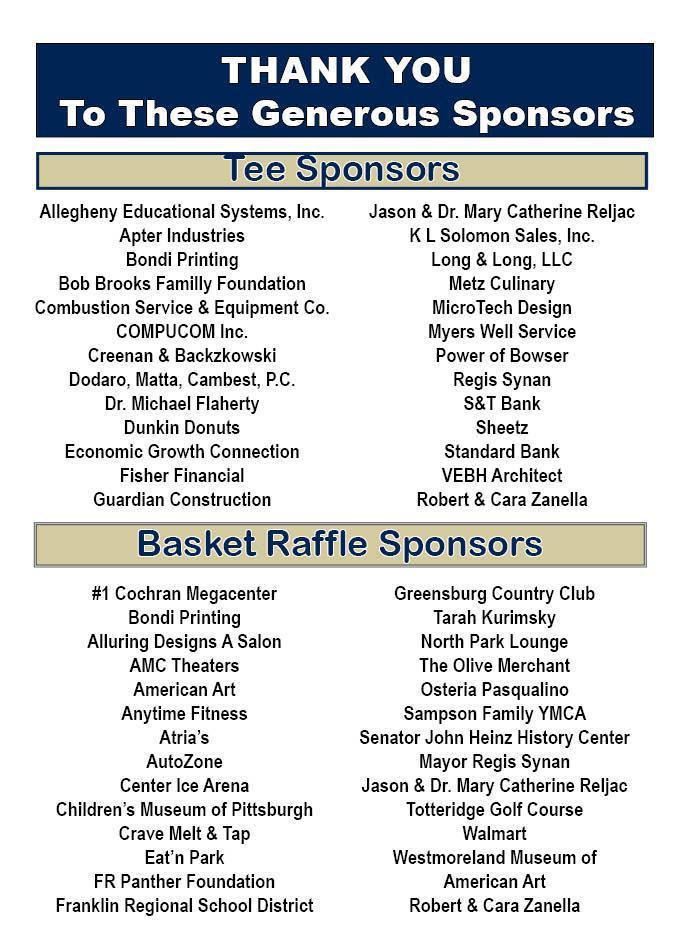 Basket Sponsors