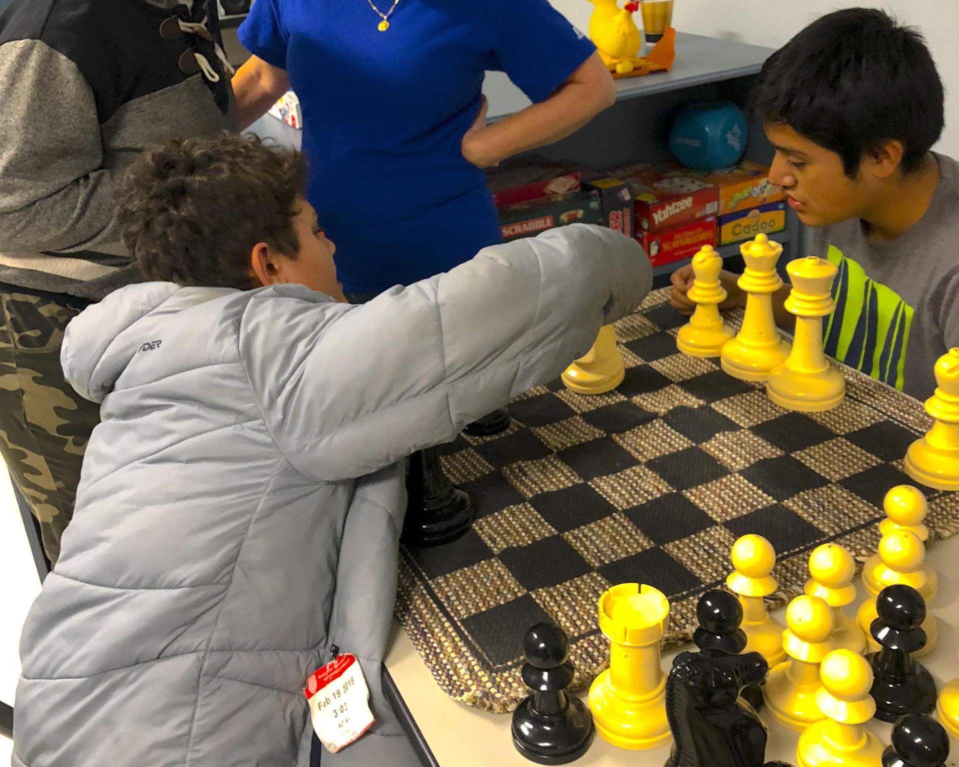 Rec Hall: Chess