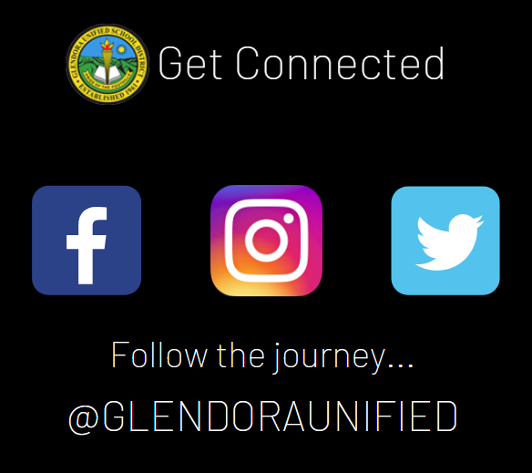 Follow GUSD on social media