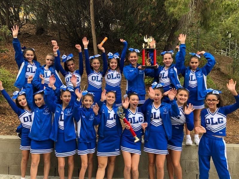 OLG Cheer Takes First Place Featured Photo