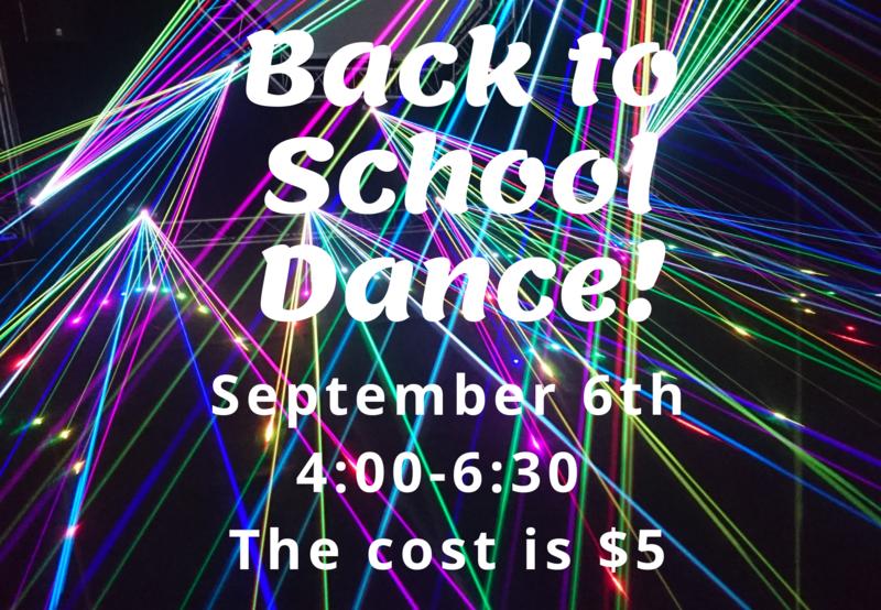 Back to School Dance Thumbnail Image