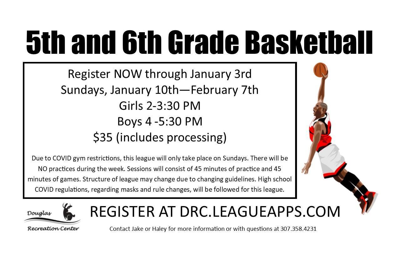 5th/6th Grade Basketball Clinic