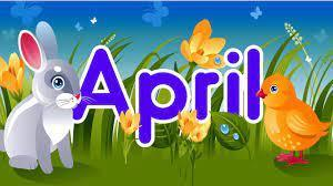 April Bell Schedule Thumbnail Image