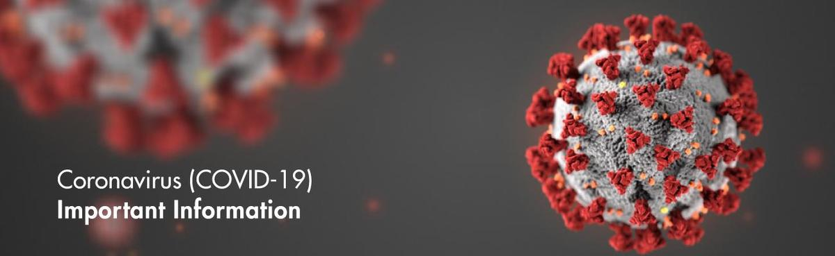 Important Information coronavirus