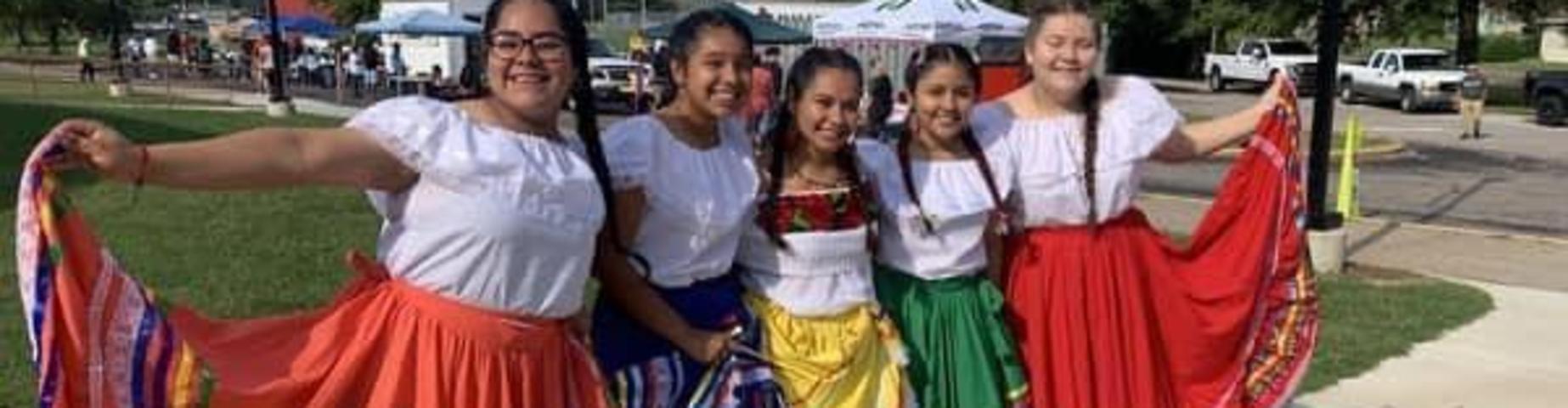 Celebrating Hispanic Heritage Month at Mayfield High School!!