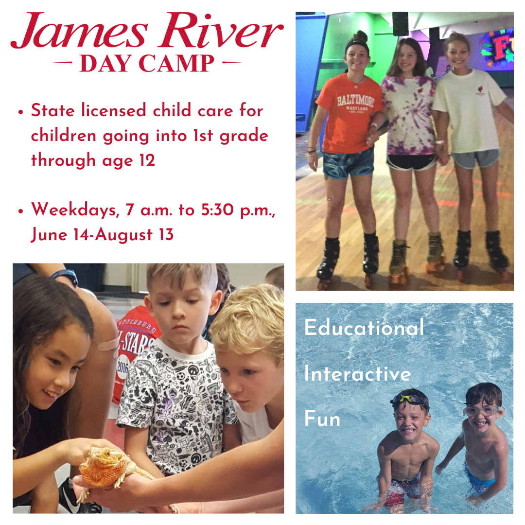 Summer Day Camp advertising image