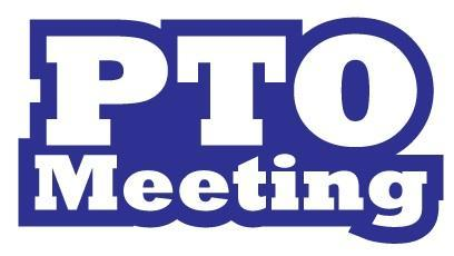 PTO Meeting - October 4 Featured Photo