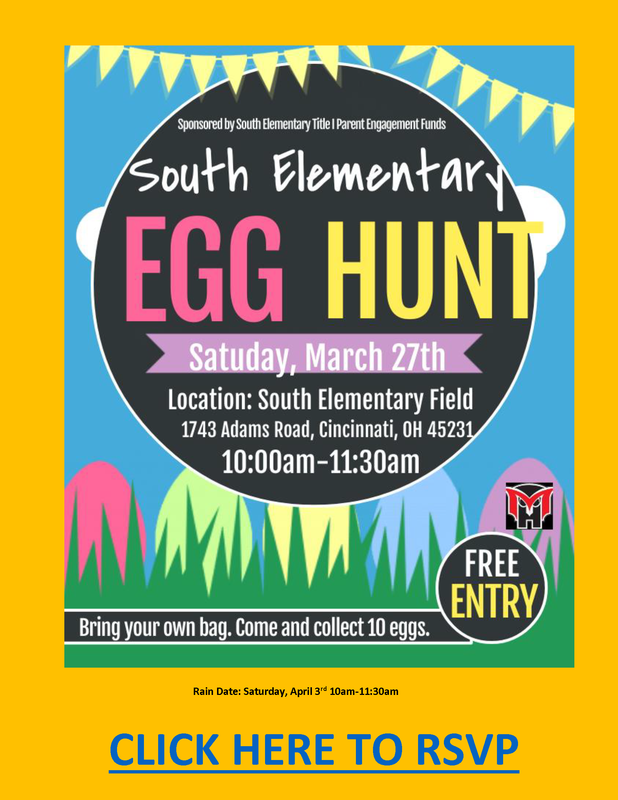 South Elementary Egg Hunt 3/27 Featured Photo