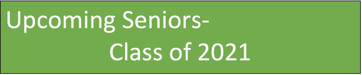 Upcoming Senior Logo