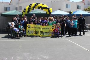 Anderson Special Olympics