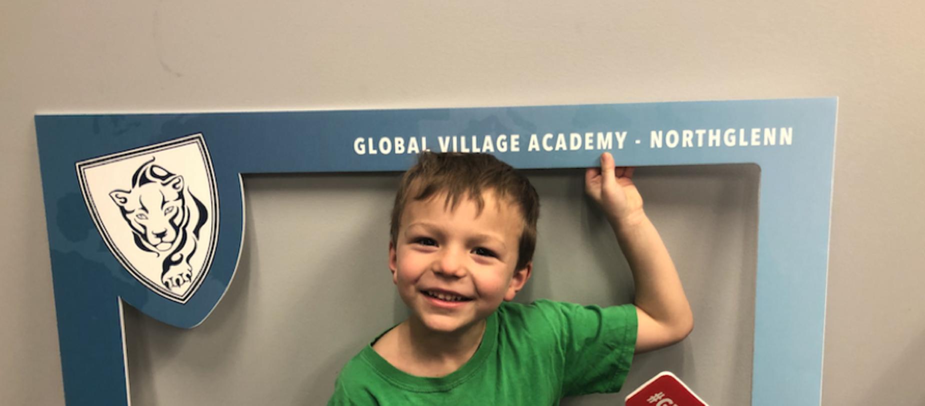 GVA student Puma Proud! National School Choice Week