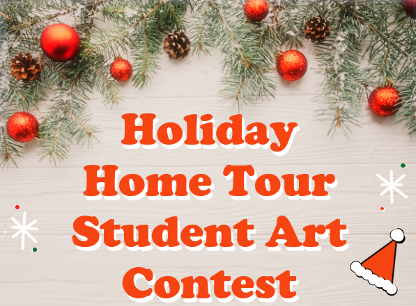 Holiday Home Tour Student Art Contest Featured Photo