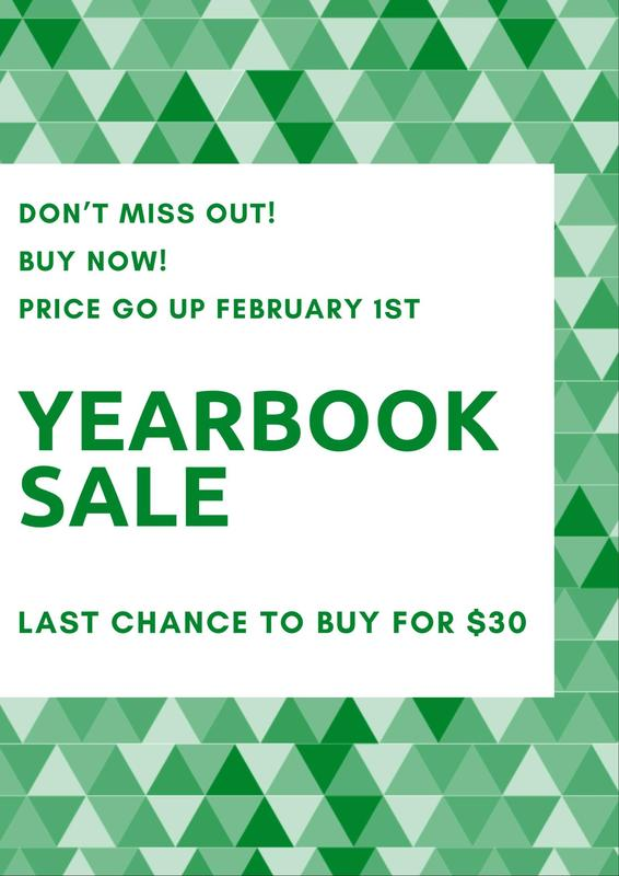 GBE Yearbook Sales! Featured Photo