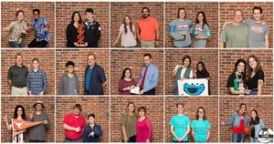 CHS top 15 and mentors