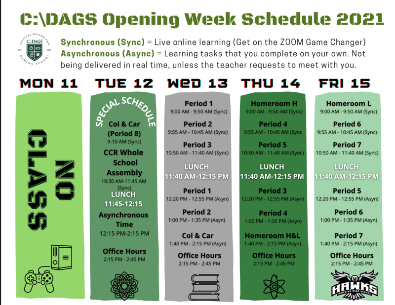 C:\DAGS Spring Semester Begins! Featured Photo