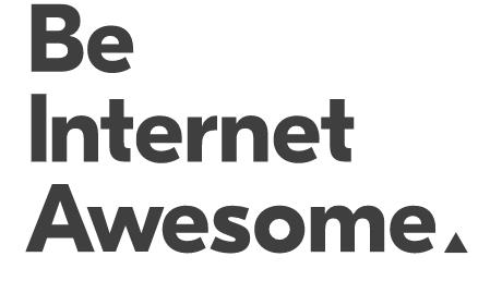 Logo: Be Internet Awesome
