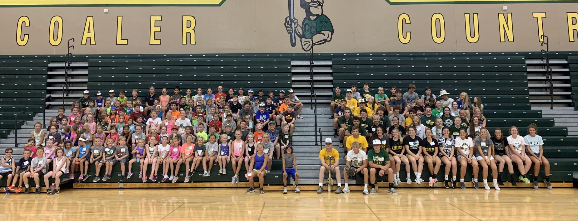 Coalers with Character Summer Camp