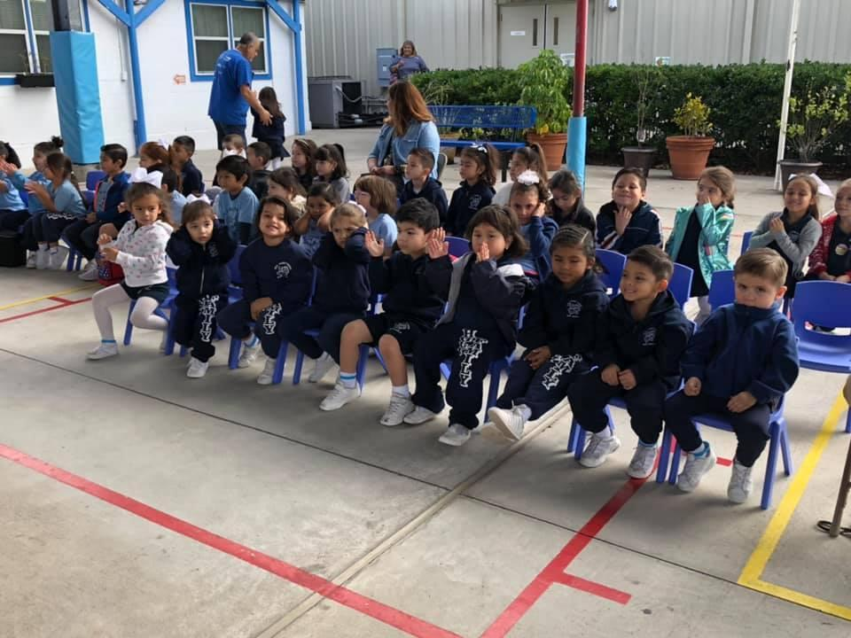 Early Childhood Assembly