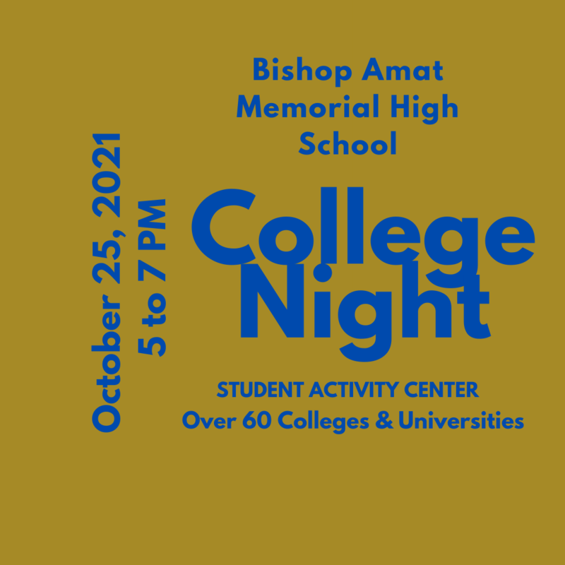 College Information Night 2021 Featured Photo