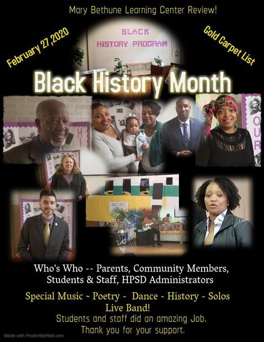 Black History Guess