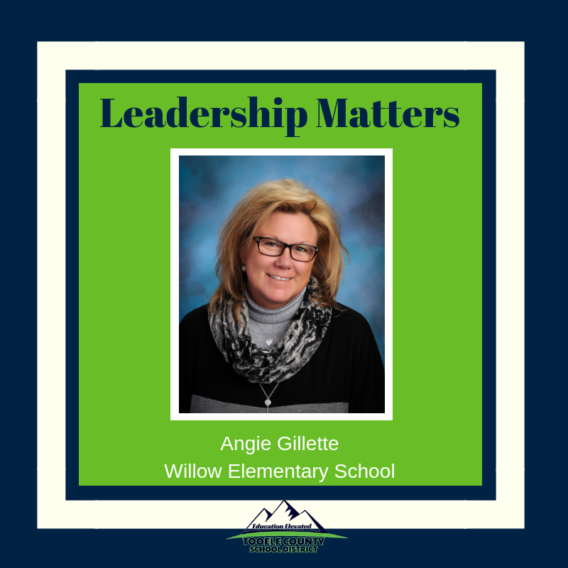 Principal Angie Gillette