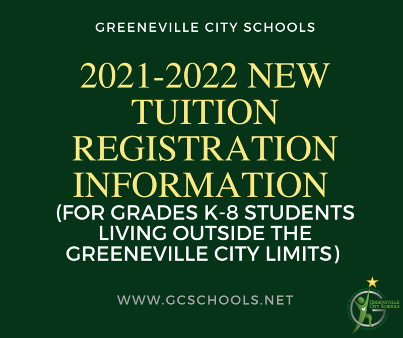 New tuition registration information