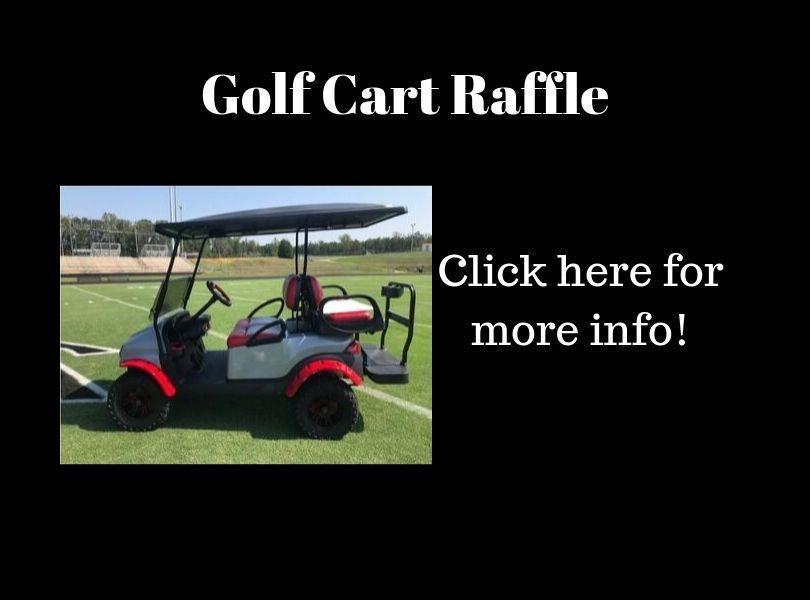 Golf Cart Raffle - click for more info