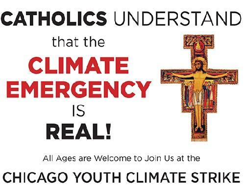 Chicago Youth Climate Prayer Service, March and Rally - Friday, 9/20 at Grant Park Featured Photo