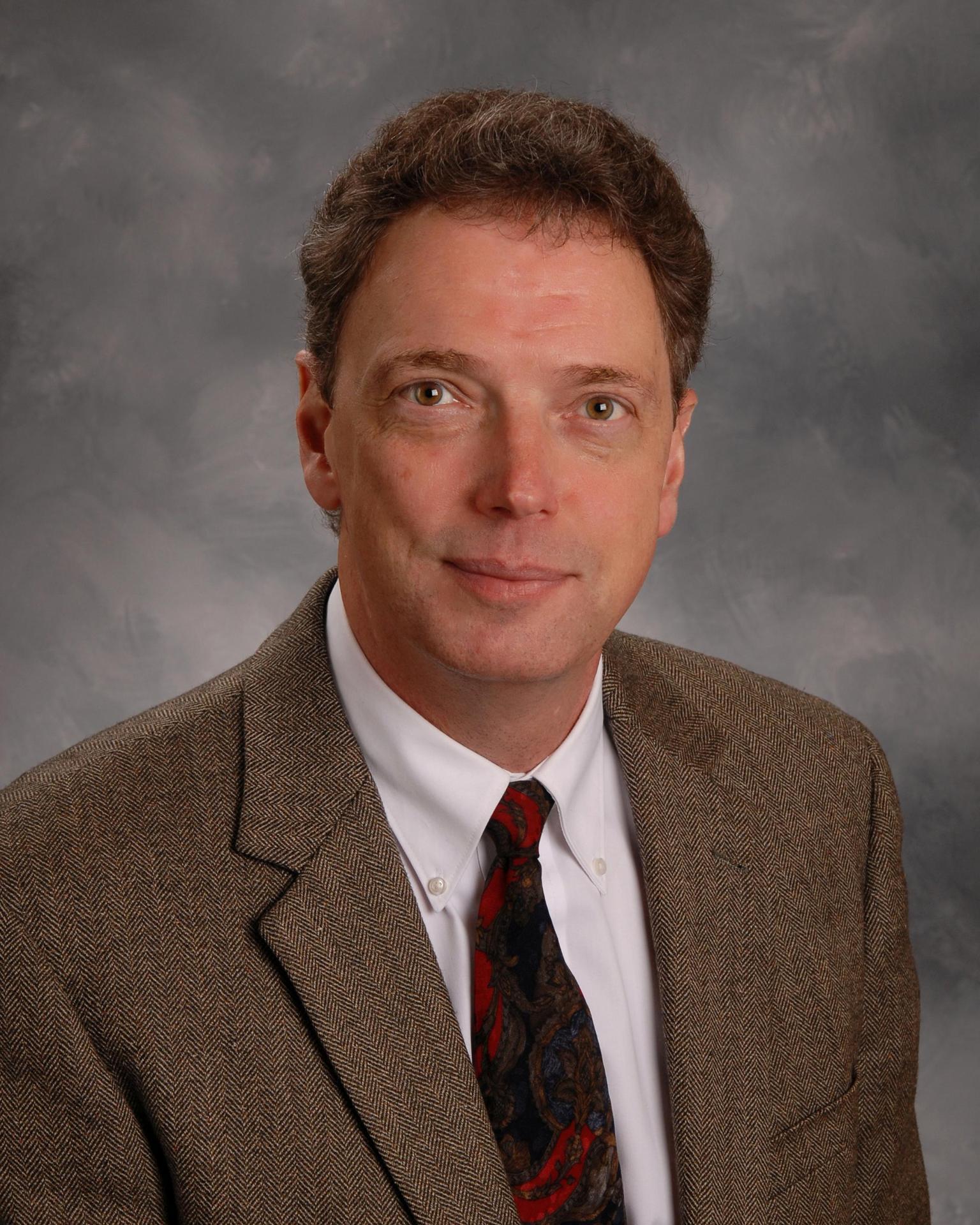 Mr. Koep, Principal