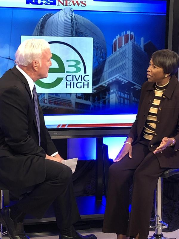 Dr. Cheryl Ward named CEO at e3 Civic High Featured Photo