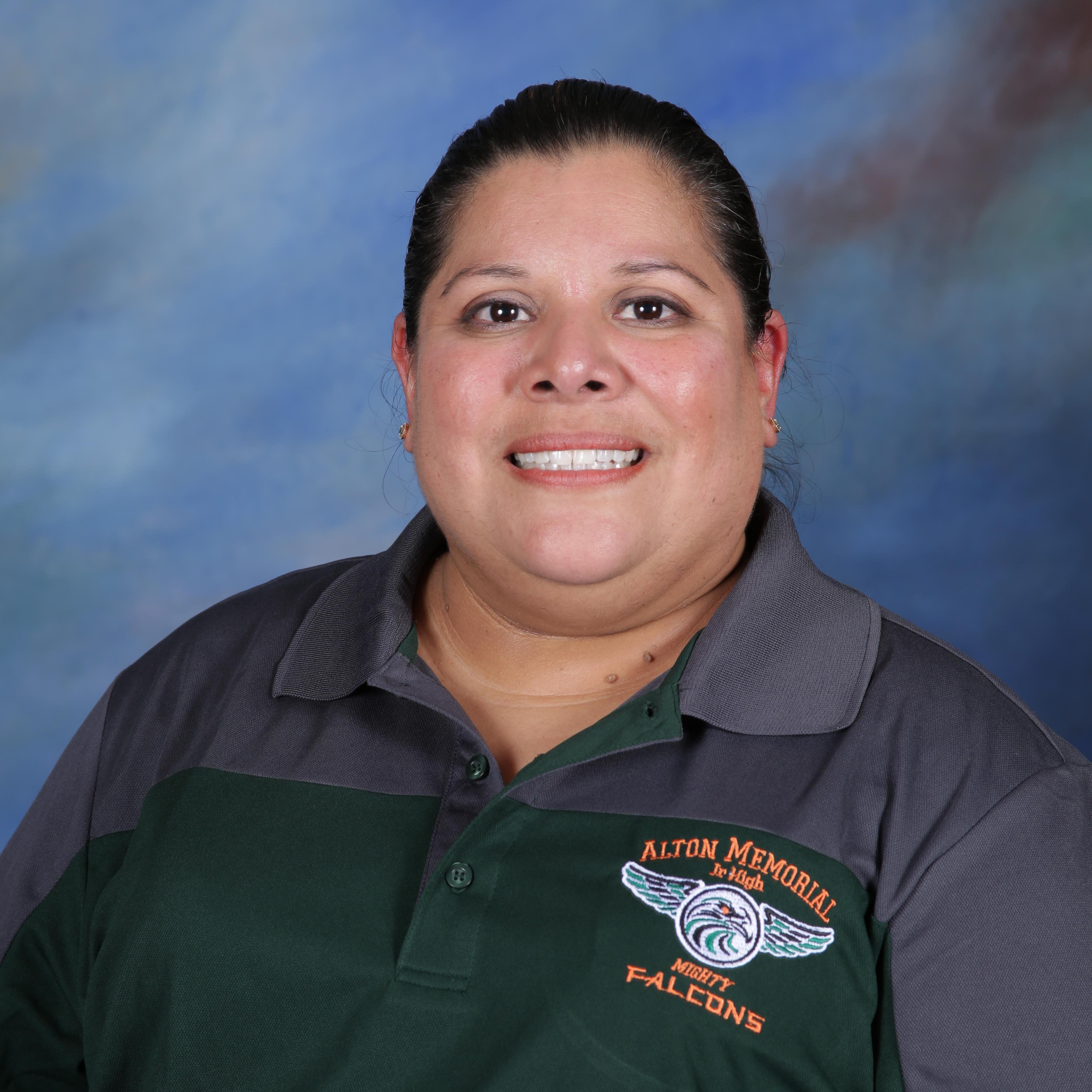 Coach Laura Garza
