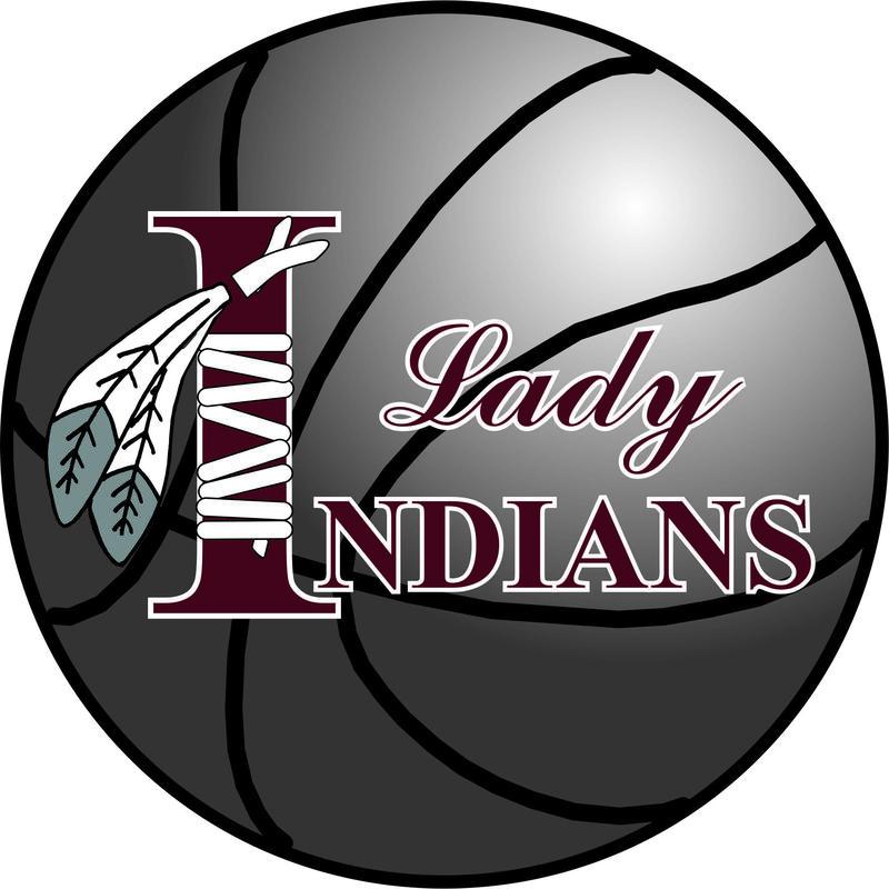 Lady Indians Logo