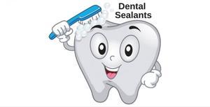 dental sealants graphic