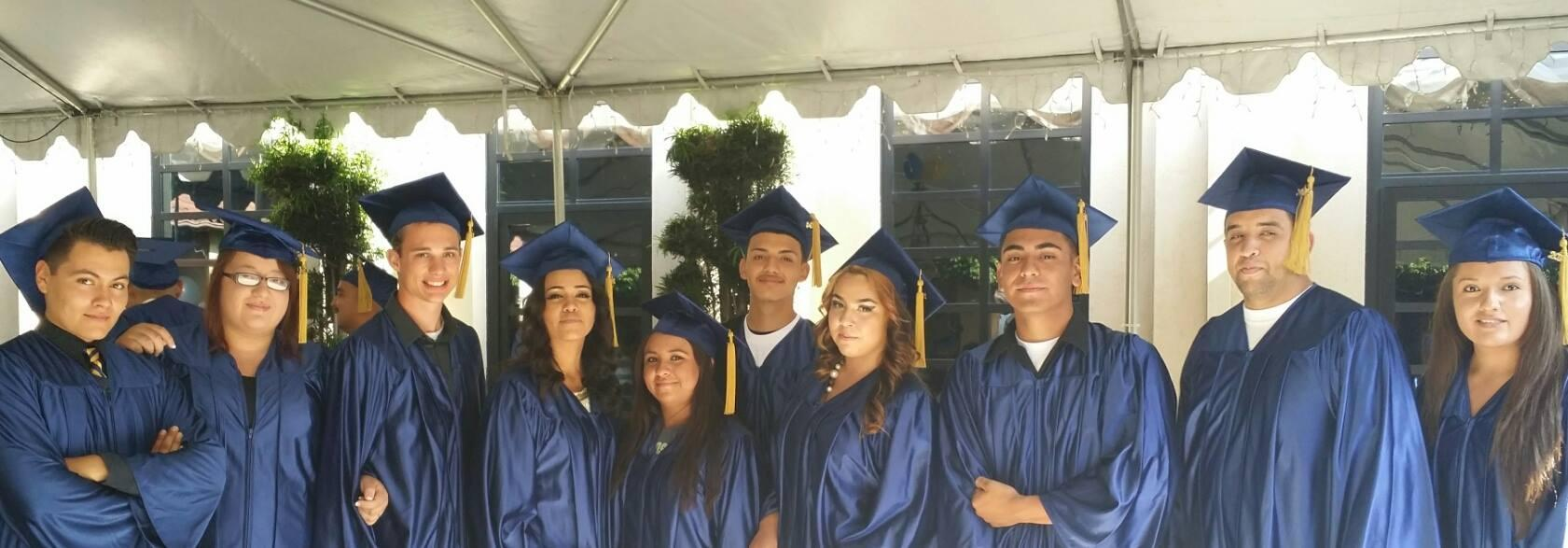 Pomona 2014 graduates