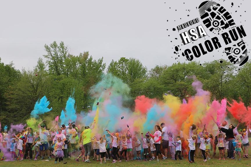 HSA Color Run