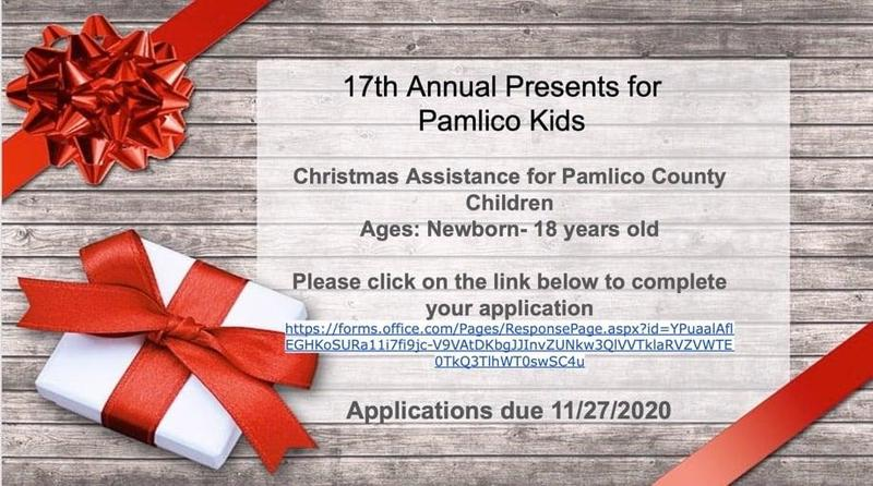 Pamlico Presents info