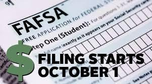 FAFSA Completion Event on Sunday, Nov. 3 from 1-2:30 pm Featured Photo