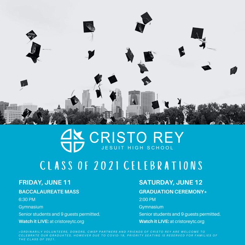 Class of 2021 Celebrations Thumbnail Image