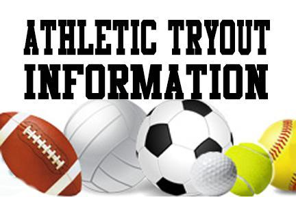 Tryout Information Thumbnail Image