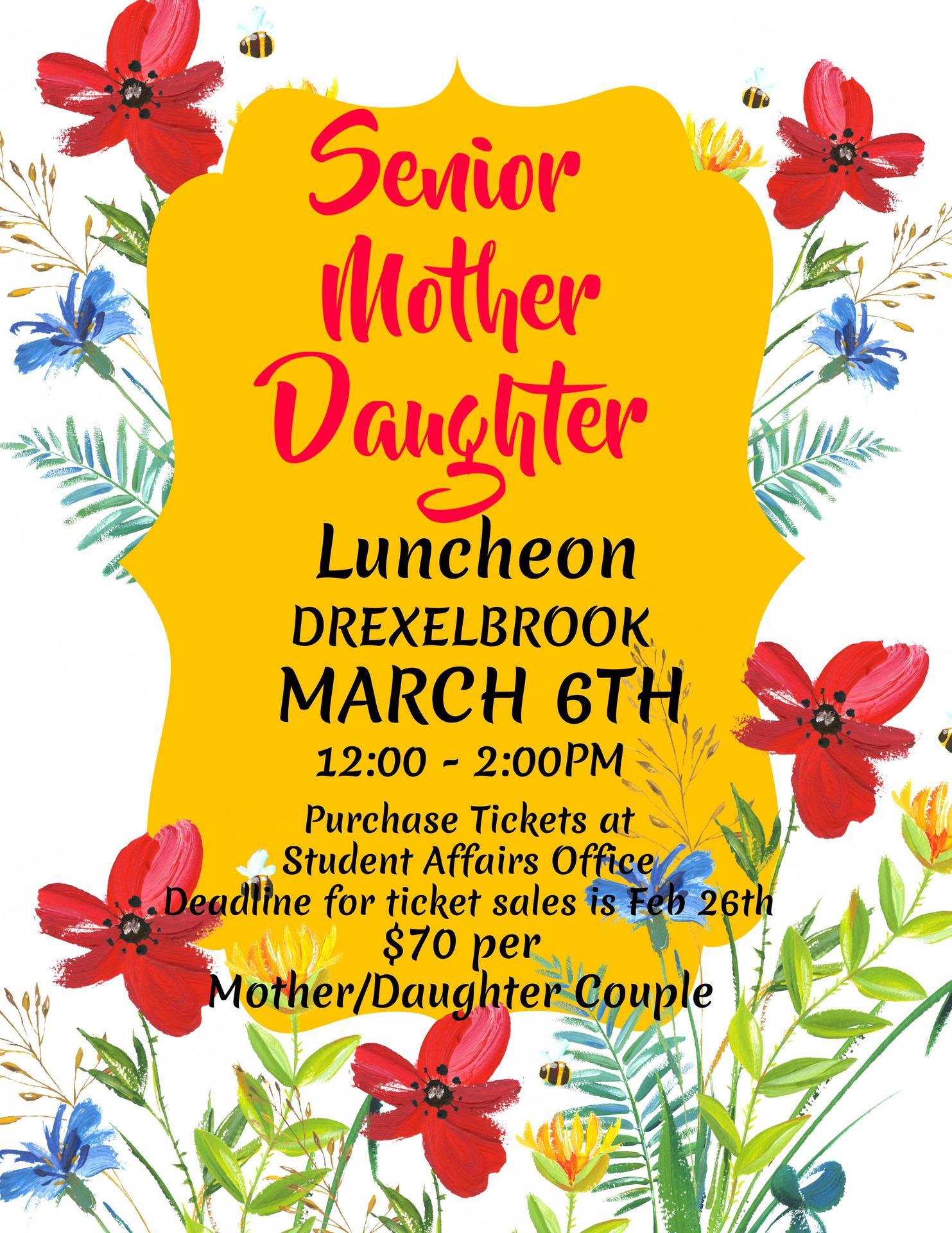 Mother Daugher