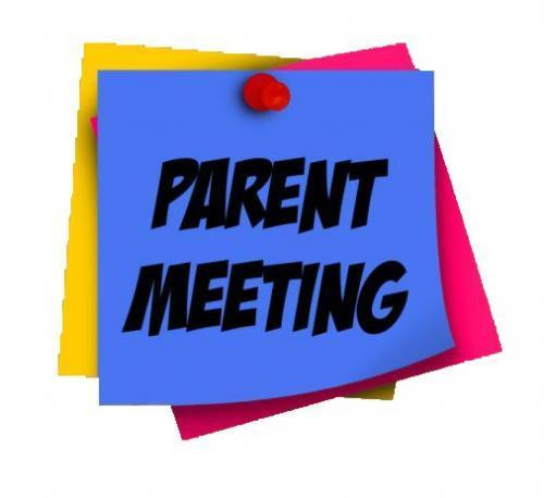 Spring Semester Parent Meeting